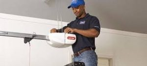Garage Door Motor Replacement in Dubai