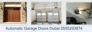 automatic garage door Dubai