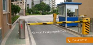 Automatic Barriers Repair in Dubai