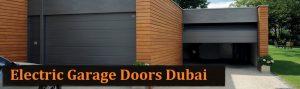 Electric Garage Doors Dubai