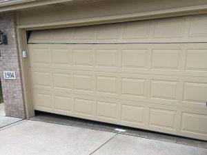 Garage Door Off Track Repair Dubai